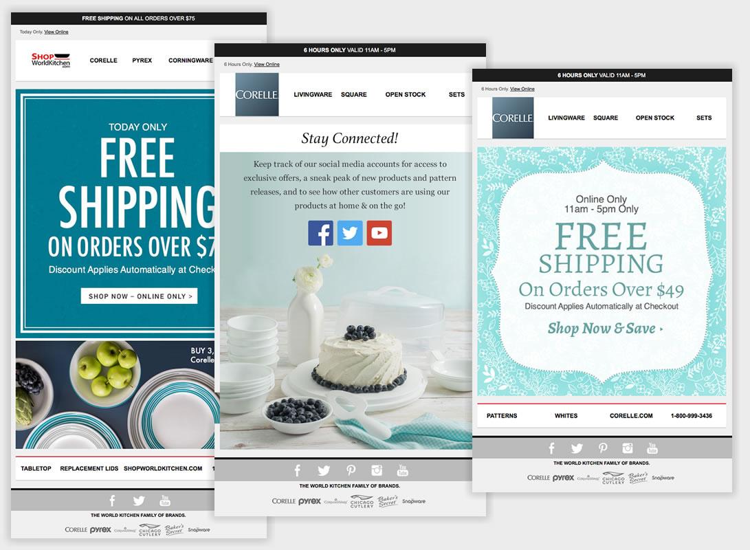 Email Marketing | Webworx Designs, NY